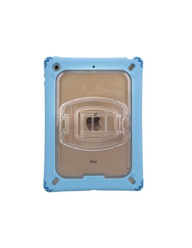 "Nutkase Options Nk Rugged Case For Ipad 10.2"" - Light Bl Nutkase Options NK136LB-EL - 1"