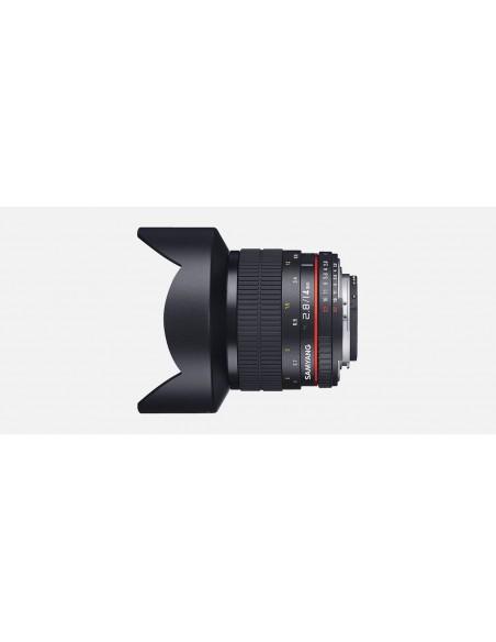 Samyang 14mm F2.8 ED AS IF UMC MILC Ultralaajakulmaobjektiivi Musta Samyang 21524 - 2