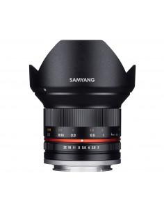Samyang 12mm F2.0 NCS CS SLR Laajakulmaobjektiivi Musta Samyang 21572 - 1