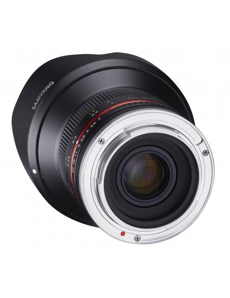 Samyang 12mm F2.0 NCS CS SLR Laajakulmaobjektiivi Musta Samyang 21572 - 4