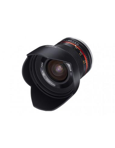 Samyang F 2/12 Ncs Cs Black Fuji X Samyang 21574 - 1