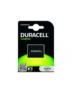 Duracell DRGOPROH3 kameran/videokameran akku Litiumioni (Li-Ion) 1000 mAh Duracell DRGOPROH3 - 1