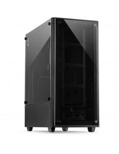 Inter-Tech C-303 Mirror Full Tower Musta Inter-tech Elektronik Handels 88881328 - 1
