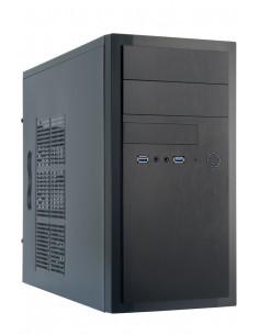 Chieftec HT-01B tietokonekotelo Minitorni Musta 350 W Chieftec Computer HT-01B - 1