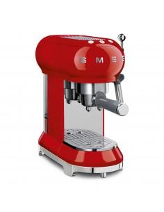 Smeg ECF01RDEU kahvinkeitin Espressokone 1 L Puoliautomaattinen Smeg ECF01RDEU - 1