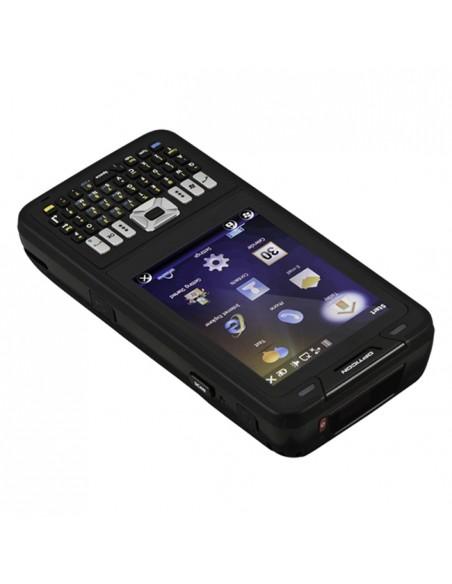 """Opticon H22-2D mobiilitietokone 9.4 cm (3.7"""") 480 x 640 pikseliä Kosketusnäyttö 340 g Musta Opticon 12755 - 2"""