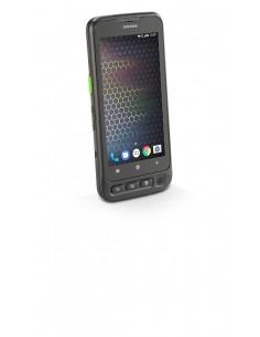 "CUSTOM P-RANGER mobiilitietokone 12.7 cm (5"") 1280 x 720 pikseliä 177 g Musta Custom 93DKZ012900L33 - 1"