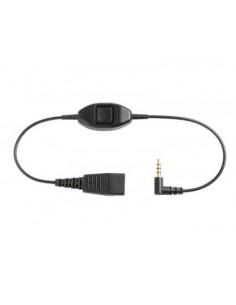 Jabra QD/3.5mm 3,5 mm Musta Gn Netcom 8800-00-103 - 1