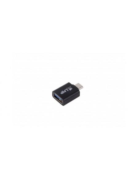 LMP 13865 kaapeli liitäntä / adapteri USB-C USB A Musta Lmp 13865 - 2