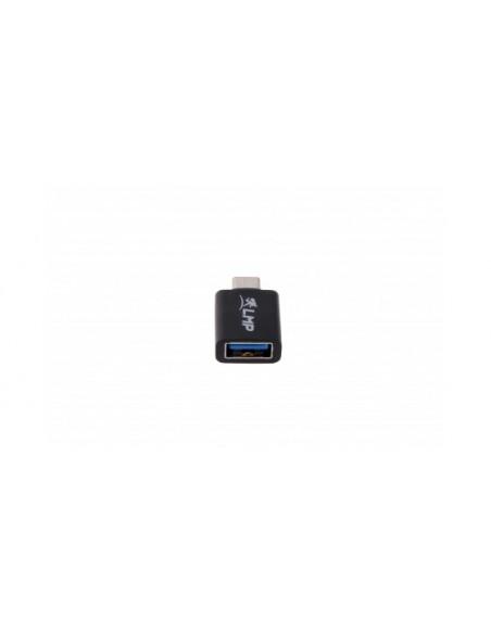 LMP 13865 kaapeli liitäntä / adapteri USB-C USB A Musta Lmp 13865 - 4
