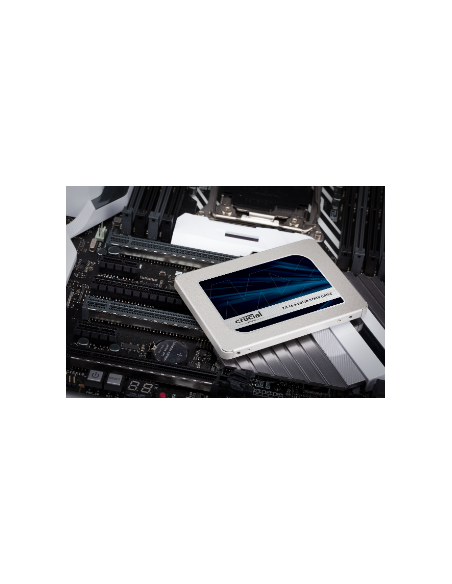 "Crucial MX500 2.5"" 250 GB Serial ATA III QLC 3D NAND Micron CT250MX500SSD1T - 4"