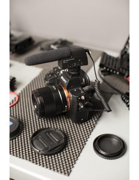 Sennheiser MKE 400 Digital camcorder microphone Musta Sennheiser 502047 - 6