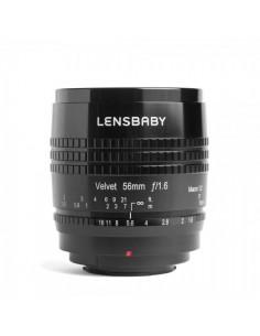 Lensbaby Velvet 56 SLR Hopea Lensbaby LBV56BM - 1