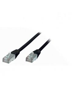 S-Conn RJ45-RJ45, m-m, 3m verkkokaapeli Cat5e F/UTP (FTP) Musta No-name 75113-S - 1