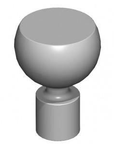 SmartMetals 003.1153 projektorin kiinnityksen lisätarvikkeet Ruostumaton teräs Smartmetals 003.1153 - 1