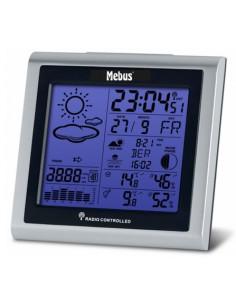 Mebus 40283 digitaalinen sääasema Valkoinen Mebus 40283 - 1