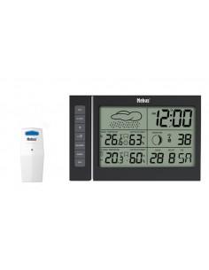 Mebus 40345 digitaalinen sääasema Musta Mebus 40345 - 1