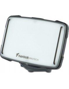 FAVOUR L0927 LED 12.9 W Musta, Harmaa, Valkoinen Favour 270FAPANELL0927 - 1