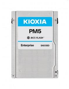 """Kioxia PM5-V 2.5"""" 800 GB SAS 3D TLC Kioxia KPM51VUG800G - 1"""