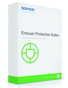 Sophos Enduser Protection and Web Sophos EUWF0GTAA - 1