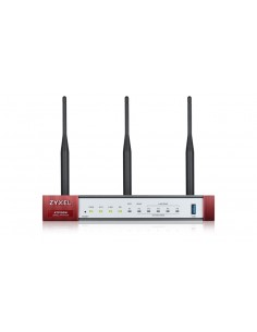 Zyxel ATP100W laitteistopalomuuri 1000 Mbit/s Työpöytä Zyxel ATP100W-EU0102F - 1