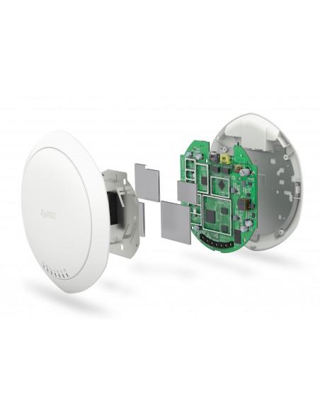 Zyxel NWA1123-AC PRO 3-pack 1300 Mbit/s Power over Ethernet -tuki Valkoinen Zyxel NWA1123ACPRO-EU0102F - 7