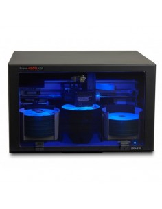 PRIMERA Bravo 4202 XRP CD-/DVD-levyjen monistuslaite 100 levyt USB 3.2 Gen 1 (3.1 1) Musta Primera Technology 063560 - 1