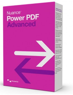Nuance Power PDF Advanced 2 Monikielinen Nuance LIC-AV09Z-W00-2.0-L - 1