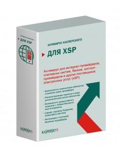 Kaspersky Lab Anti-Virus for xSP, EU, 5000-9999 Mb, 2Y, Base Peruslisenssi 2 vuosi/vuosia Kaspersky KL5111XQUDS - 1