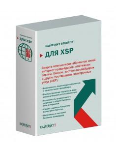 Kaspersky Lab Security for xSP, EU, 500-999 Mb, 1Y, Base RNW Peruslisenssi 1 vuosi/vuosia Kaspersky KL5811XQQFR - 1