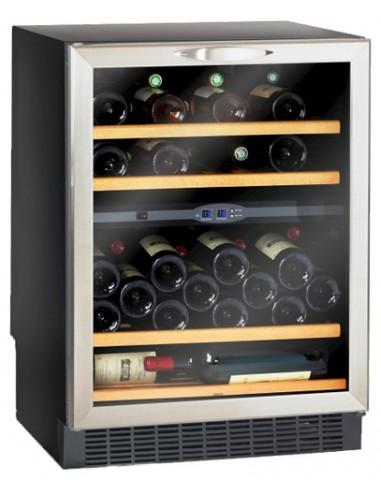 Climadiff CV52IXDZ viininjäähdytin Kiinteä Musta 50 pullo(a) Kompressori C Climadiff CV52IXDZ - 1
