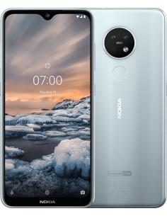 "Nokia 7.2 16 cm (6.3"") 6 GB 128 Kaksois-SIM Hopea 3500 mAh Nokia 6830AA002939 - 1"