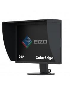 "EIZO ColorEdge CG2420 LED display 61.2 cm (24.1"") 1920 x 1200 pikseliä WUXGA Musta Eizo CG2420-BK - 1"