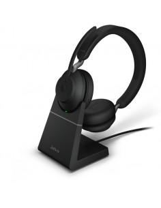 Jabra Evolve2 65. UC Stereo Kuulokkeet Pääpanta Musta Jabra 26599-989-889 - 1