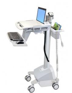 Ergotron SV42-6102-C multimedia cart/stand Aluminium, Grey, White Ergotron SV42-6102-C - 1