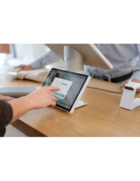 """HP Engage One 143 All-in-One 2.4 GHz i3-7100U 35.6 cm (14"""") 1920 x 1080 pixels Touchscreen Black Hp 6TP98EA#UUW - 4"""