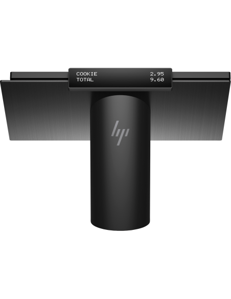 """HP Engage One 143 All-in-One 2.4 GHz i3-7100U 35.6 cm (14"""") 1920 x 1080 pixels Touchscreen Black Hp 6TP98EA#UUW - 14"""