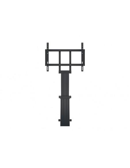 Multibrackets M Motorized Public Floormount 160kg Black SD Multibrackets 7350073734603 - 2