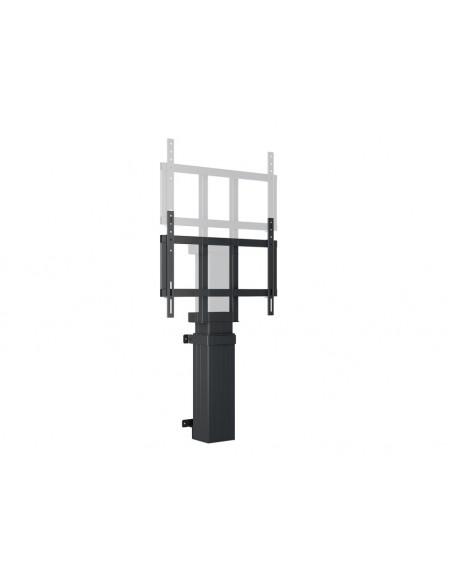 Multibrackets M Motorized Public Floormount 160kg Black SD Multibrackets 7350073734603 - 5
