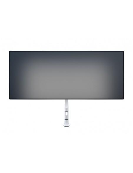 """Multibrackets 7116 monitorin kiinnike ja jalusta 96.5 cm (38"""") Puristin Valkoinen Multibrackets 7350073737116 - 19"""