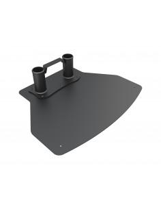 Multibrackets M Public Floorstand Basic 180 Floorbase Multibrackets 7350073737215 - 1