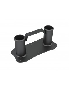 Multibrackets M Public Floorstand Basic 180 Floormount Multibrackets 7350073737222 - 1