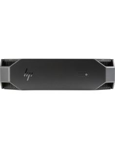 HP Z2 mini G4 i7-8700 PC 8:e generationens Intel® Core™ i7 16 GB DDR4-SDRAM 512 SSD Windows 10 Pro Arbetsstation Svart Hp 4RW98E