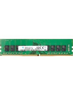 HP Z9H60AA muistimoduuli 8 GB 1 x DDR4 2400 MHz Hp Z9H60AA - 1