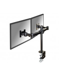"Newstar FPMA-D960D monitorin kiinnike ja jalusta 68.6 cm (27"") Puristin Musta Newstar FPMA-D960D - 1"