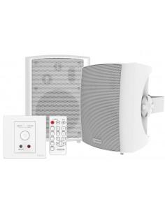 Vision TC3-AMP+SP-1800 loudspeaker White Wired 50 W Vision TC3-AMP+SP-1800 - 1