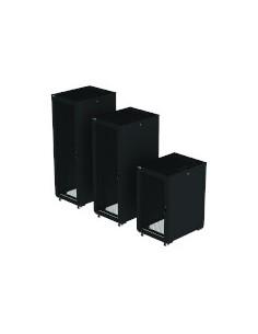 Eaton RAA48608PSB13U palvelinteline 48U Itseseisova teline Musta Eaton RAA48608PSB13U - 1