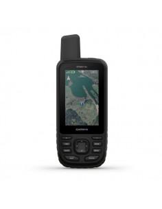"""Garmin GPSMAP 66s navigaattori Kannettava 7.62 cm (3"""") TFT 230 g Musta Garmin 010-01918-02 - 1"""