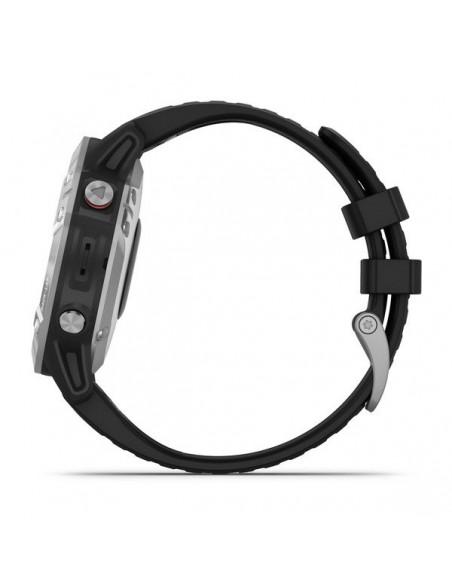 """Garmin fēnix 6 3.3 cm (1.3"""") Musta, Metallinen GPS (satelliitti) Garmin 010-02158-00 - 10"""