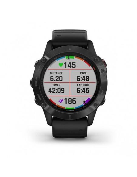 "Garmin fēnix 6 Pro 3.3 cm (1.3"") Black GPS (satellite) Garmin 010-02158-02 - 6"